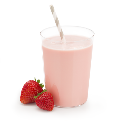 Dairy Powders Strawberry Flavor
