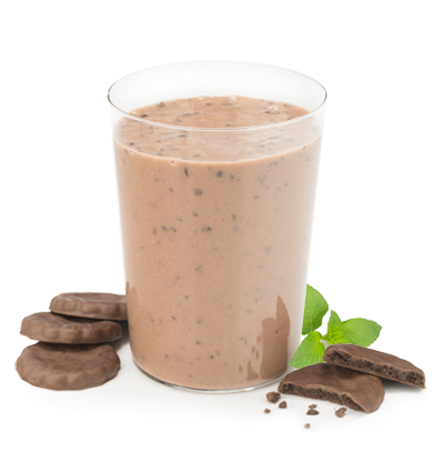 Mocha Mint Protein Powder With Inclusions