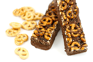 Toppings Pretzel
