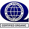 ORGANIC CERTIFICATION BY QAI