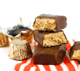 Featured Vegan Peanutbutter Bar