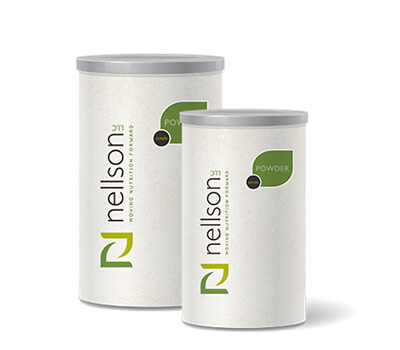 powder canister packaging